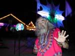 Confirmed Alien Sighting at Full Moon Party Koh Phangan Island September 2002