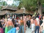 Fullmoon Party Phangan April 2003-05