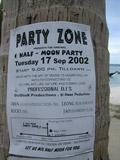 Koh Phangan Party Zone