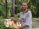 Werner and his German Rye Bread