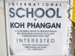 Plans to open up International School on Koh Phangan Island