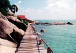 Lighthouse Bungalows Koh Phangan Island