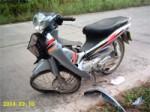 Motorbike Accidents Koh Phangan Island
