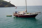 Sailing Boat Koh Phangan