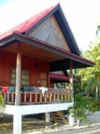 Triangle Lodge Bungalows Accommodation Koh Phangan
