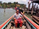 Visa Run from Koh Phangan Island to Ranong and Burma