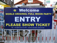 Koh Phangan Full Moon Party in January 2015 may attract up to 40.000 party goers
