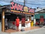 Koh Phangan Island Burger 01
