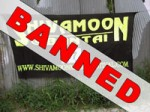 Shiva Moon Party finally banned?