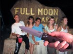 Indian tourist killed at Full Moon Party Had Rin Beach on the Island of Koh Phangan
