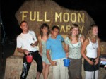 Original Full Moon Party Koh Phangan Island 07