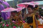 Songkran Festival Koh Phangan Island 2007 02