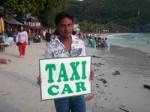 Taxi Mafia Koh Phangan Island 01