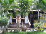 Lek's Thai Massage at Wat Pho Temple on Koh Phangan Island