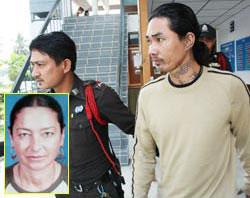 Thai Murders Tourist Koh Phangan Island