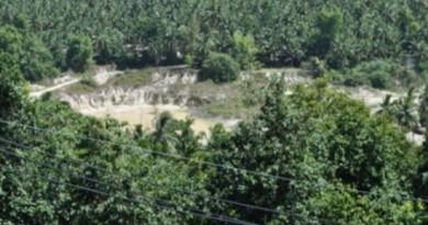 Koh Phangan Drought Zone