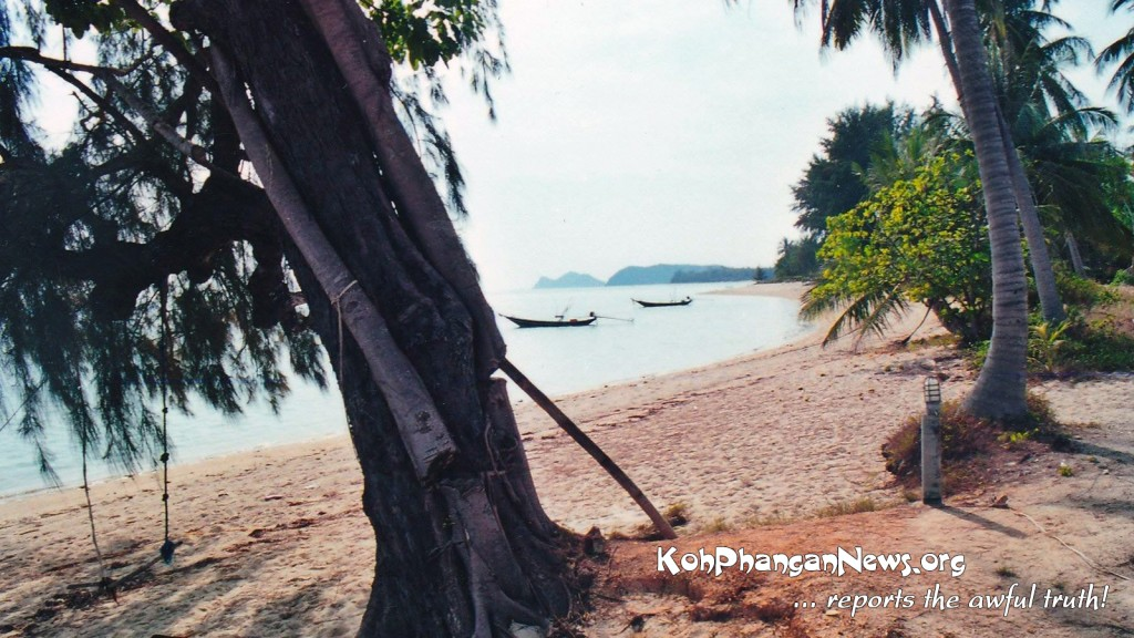 Koh Phangan 1988/89 I'm so glad and thankful that I could be part of it!