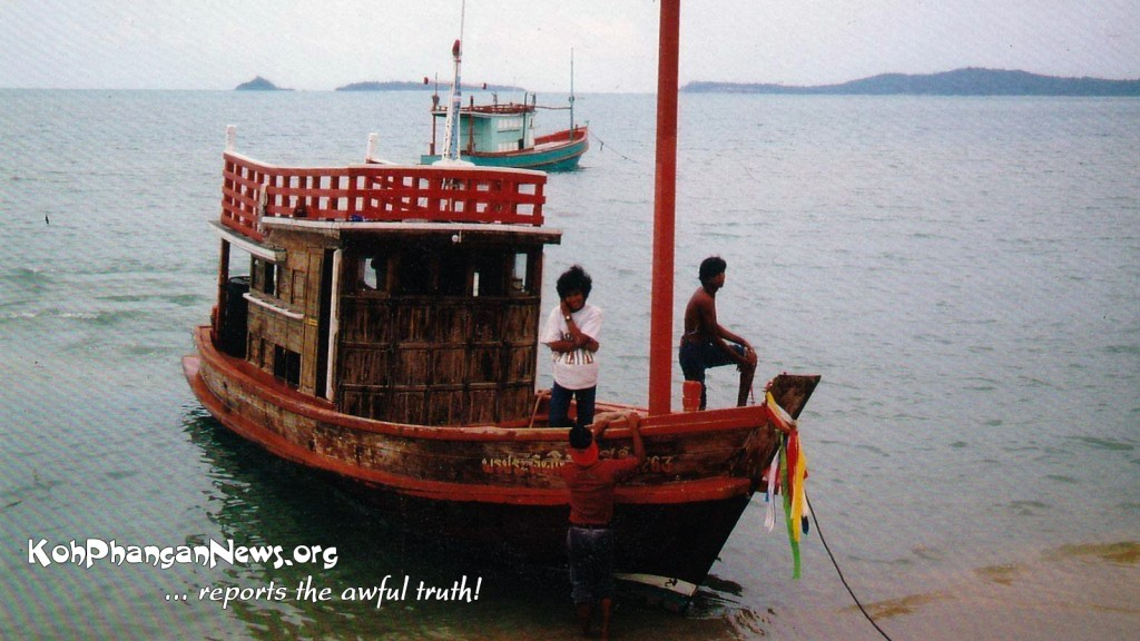 Koh Phangan 1988/89 – Happy Memories from a distant past in a laid back atmosphere ;)