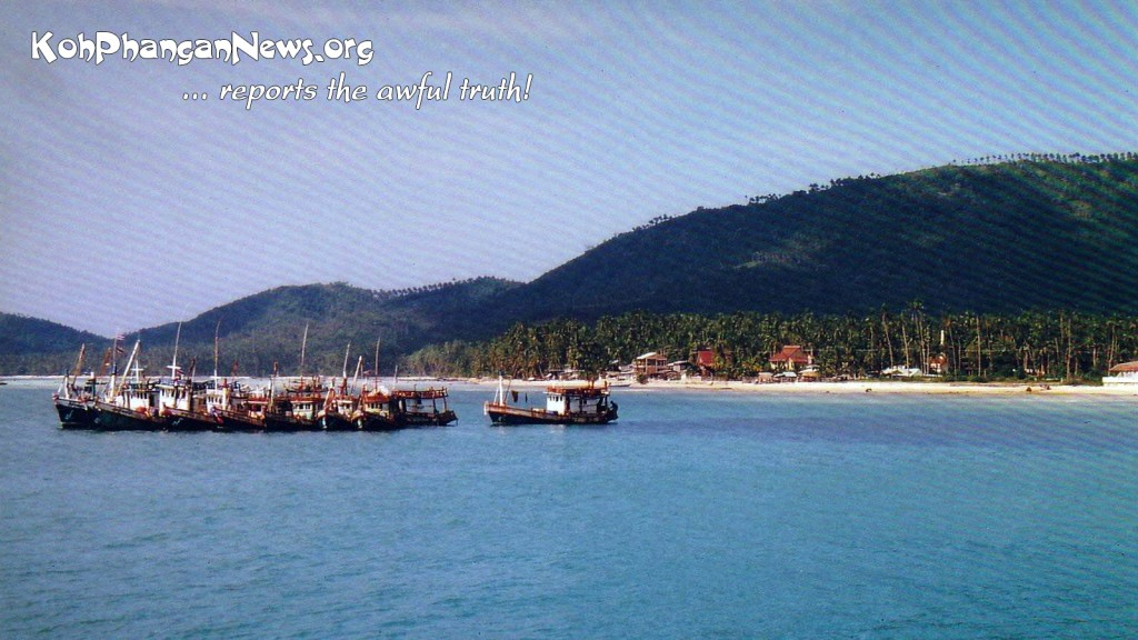 Koh Samui Island 1988/89 - We were fascinated! That was how beautiful Koh Samui was at that time, 25 years ago.
