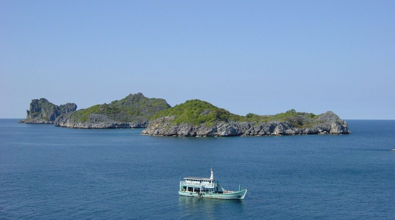 Ang Thong Marine Park a candidate for heritage list