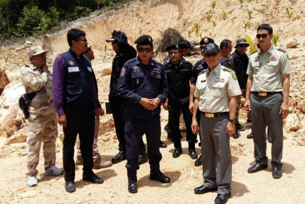 Government Task Force examined Koh Phangan land for forest encroachment