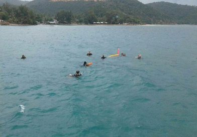 Japanese tourist missing off Koh Ma Island north coast of Koh Phangan