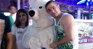 British tourist mysteriously found dead on Koh Phangan sent chilling last messages about 'guys wanting to kill him'!