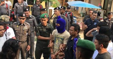 On the hunt for Koh Phangan police officer involved in assault and extortion of Russian tourist couple