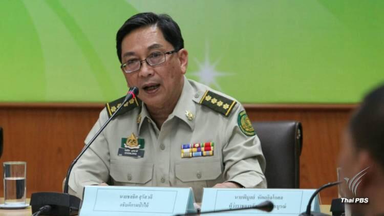Illegal land grabbers on Koh Phangan Island face crackdown