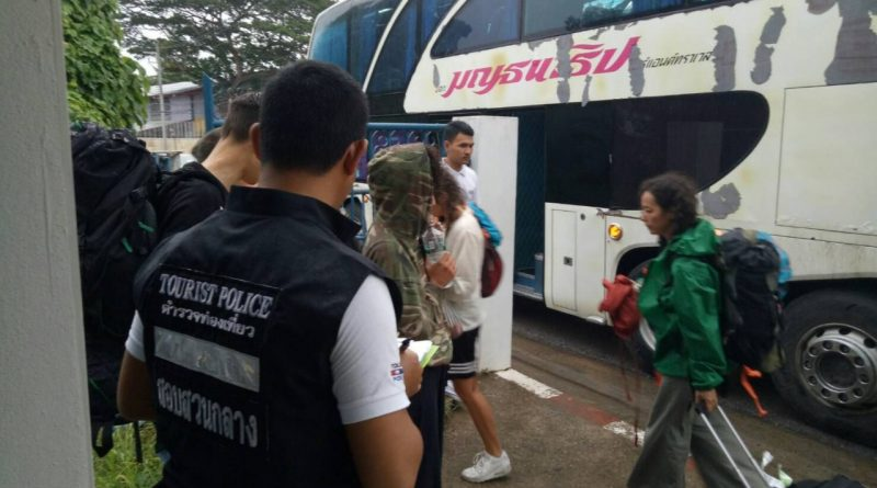 French tourist claims 350 Euros stolen on bus from Bangkok to Koh Phangan
