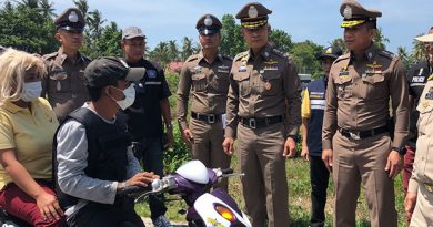 Koh Phangan rape suspect involved in string of crimes