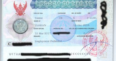Nigerian caught on Koh Phangan for six-year visa overstay