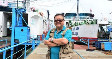 Raja Ferry company offers free tickets to Koh Phangan island