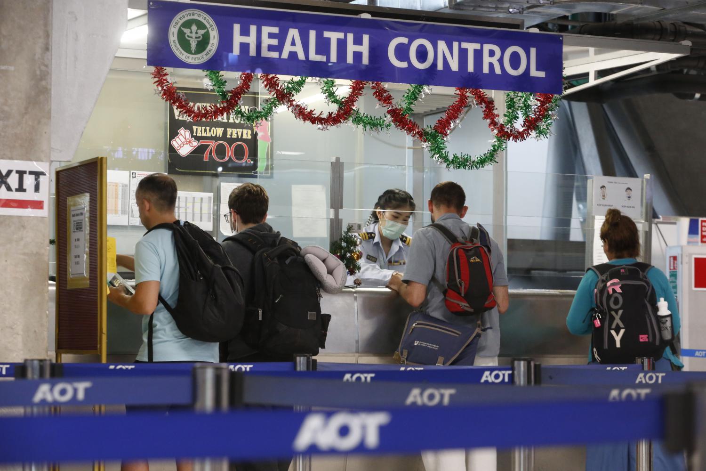 Thai Health Control