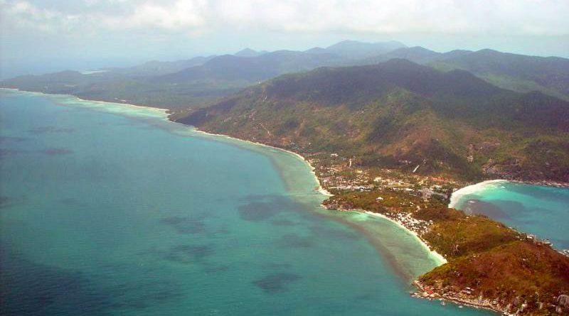 Koh Phangan voted 'third best' island in Asia