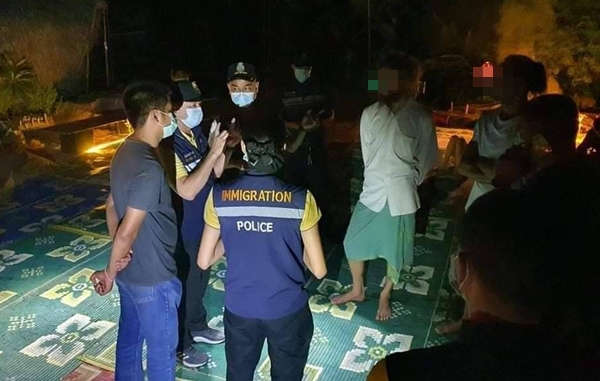 Police raid health spa Aum Sound Healing on Koh Phangan island