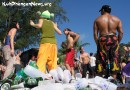 Rubbish – The Aftermath of a Full Moon Party on Koh Phangan