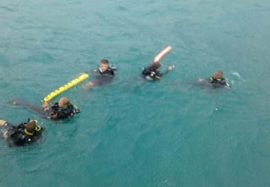 Bad Weather Disrupts Search for Japanese Snorkeler