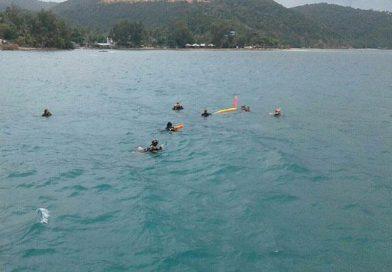 Japanese tourist missing off Koh Ma Island north coast of Koh Phangan