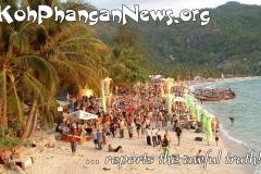 Koh Phangan Island Full Moon Party