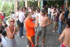 Koh Phangan Island Full Moon Party June 2004