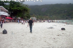 Koh Phangan Island Full Moon Party September 2005