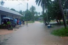 Flooding Koh Phangan