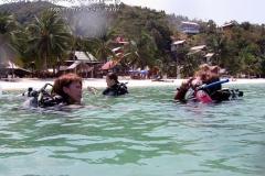 PADI Diving Koh Phangan
